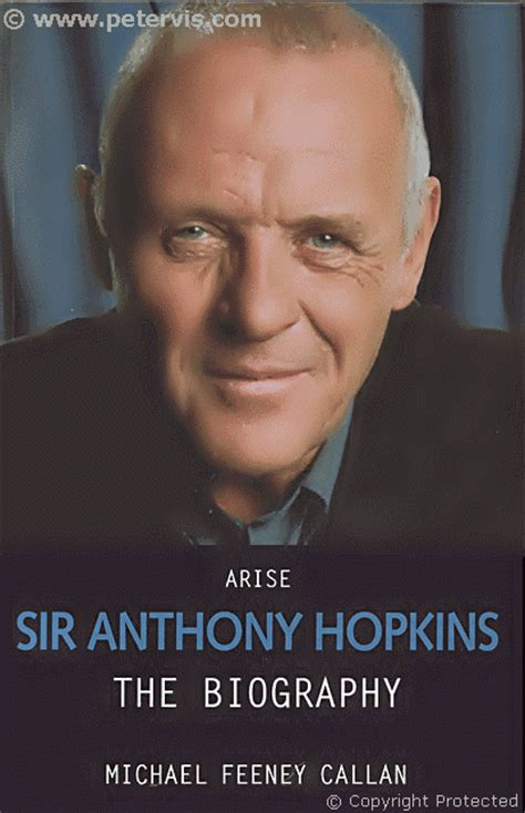 biography you must read hopkins anthony the biography