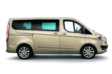 Ford Custom by Ford Tourneo Custom El Maxivolumen