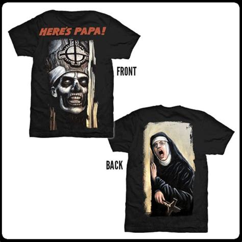 T Shirt The Gost shirts in time and on