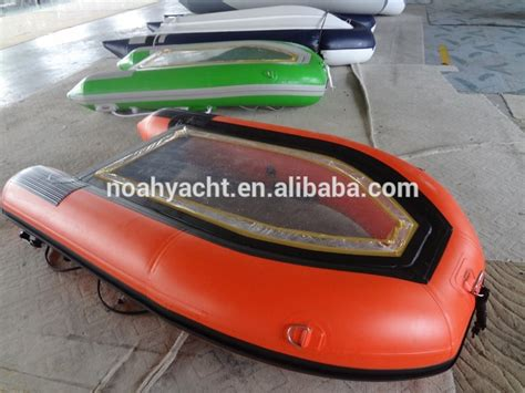 clear bottom boat transparent floor boat clear bottom inflatable boat buy