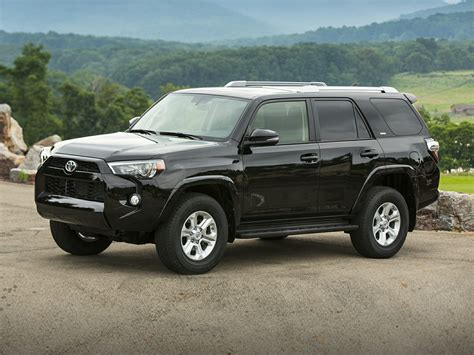 2016 toyota 4runner price photos reviews features