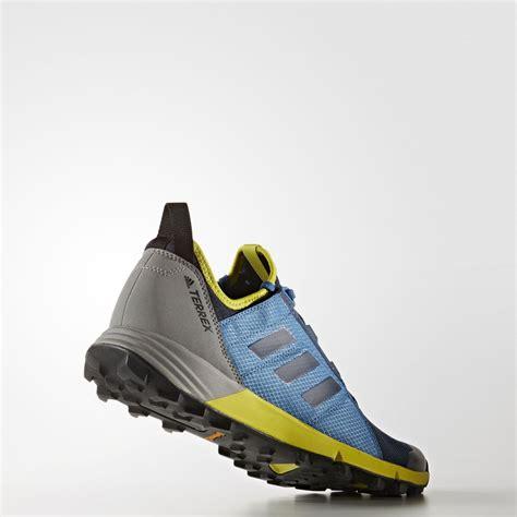 Sepatu Sport Adidas Running Terrex adidas terrex agravic speed mens blue running sports sneakers trainers pumps ebay