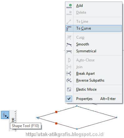 tutorial menggambar di coreldraw x4 cara menggambar pohon menggunakan coreldraw x4 utak atik