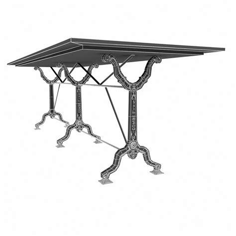 restoration hardware zinc table restoration hardware factory zinc cast iron dining tables