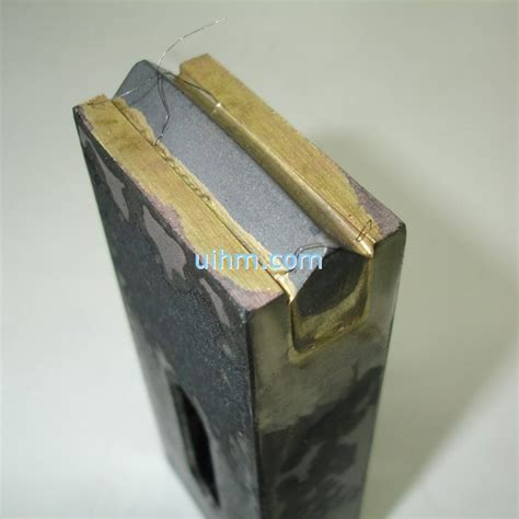 induction heat knife induction heating carbide blade united induction heating machine limited of china