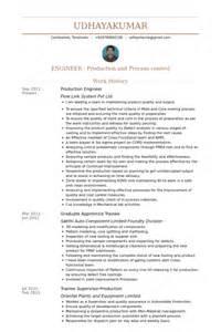 Produktionsingenieur CV Beispiel   VisualCV Lebenslauf