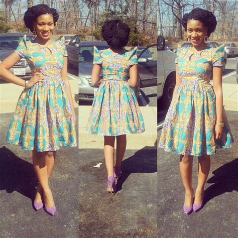 nice african bubu trending ankara dress and short dress styles for modern