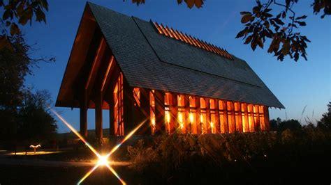 powell gardens lights kc s best building marjorie powell allen chapel at powell