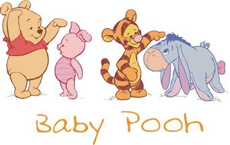 imagenes de winnie pooh y igor 디즈니캐릭터 푸우와친구들 아기푸우와 친구들의 도토리키재기 네이버 블로그