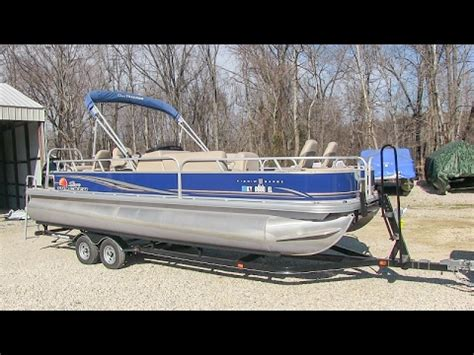used tracker boats for sale near me 2011 22 sun tracker party barge sport fish w merc doovi