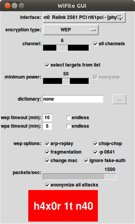 wifite apk wifite a ferramenta mais f 225 cil e gr 225 fica para se quebrar senhas de redes wireless portal