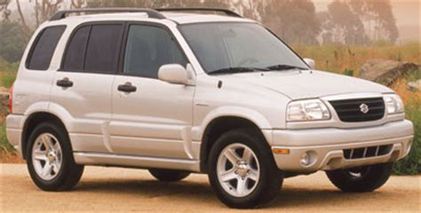 2002 Suzuki Grand Vitara Reviews 2002 Suzuki Vitara Review