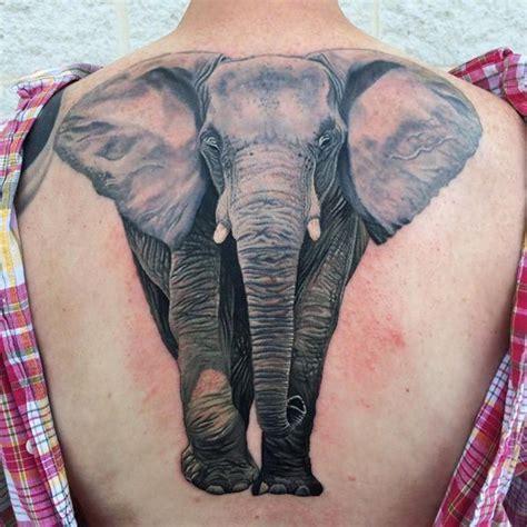 eye catching elephant tattoo design ideas  meaning