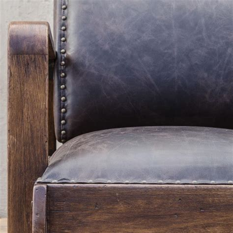 espresso brown leather nathaniel industrial loft walnut espresso brown leather