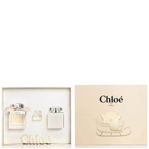 Parfum Signature chlo 233 signature eau de parfum coffret set free shipping lookfantastic
