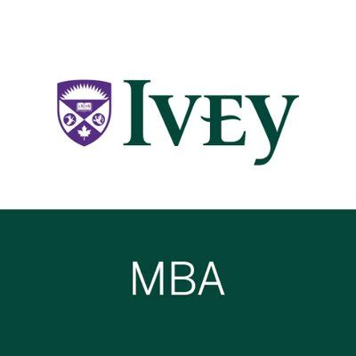 Ivey Mba Admission Requirements by Ivey Mba Admissions Iveymba