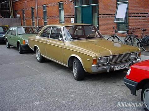 Ford P7 20m XL 2300 S - 1969 - Opdatering 25/9-06: Jeg ... M 2300 K