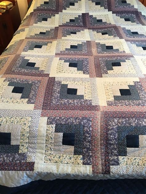log cabin quilt 1000 ideen zu log cabin quilts auf
