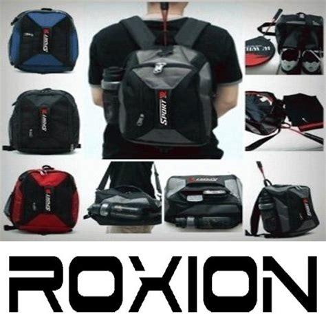 Tas Sepatu Bisa Simpan 6 Pasang Praktis roxion tas futsal badminton multifungsi cocok untuk