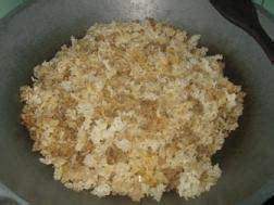 catatan kecilku nasi aking