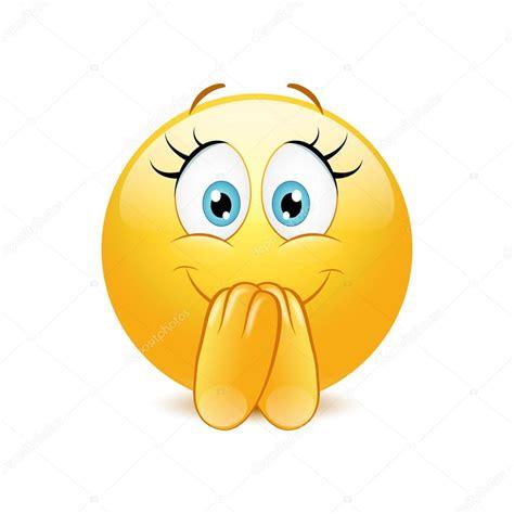 clipart faccine excited emoticon stock vector 169 jonatan08 42519873