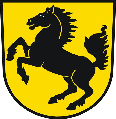 Datei Coat Of Arms Of Stuttgart Svg