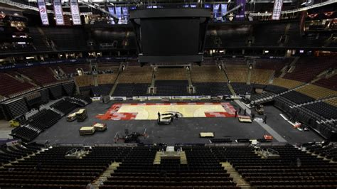 section 311 acc time lapse from nba to nhl at air canada centre ctv news
