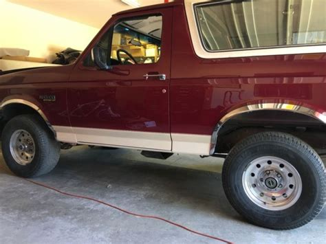 auto air conditioning service 1993 ford bronco parental controls classic 1993 eddie bauer ford bronco