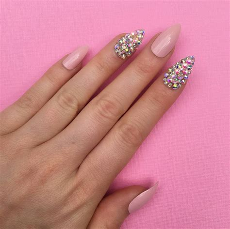 diamante pattern on nails beautiful hand with nails hot girls wallpaper