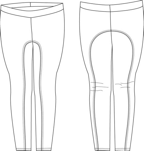 pattern grading leggings haven acres mini collection call for testers a