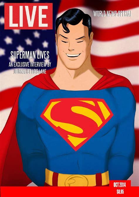 Amc Press Live Interviews By Hraygurl On Deviantart Superman Lives By Joe Otis Costello Des By Des Issuu