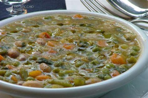 come si cucina il minestrone ricetta minestrone di verdure le ricette dello