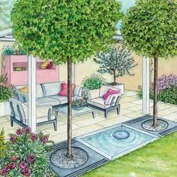Kleinen Garten Planen by Sitzpl 228 Tze Im Garten Gestalten Mein Sch 246 Ner Garten