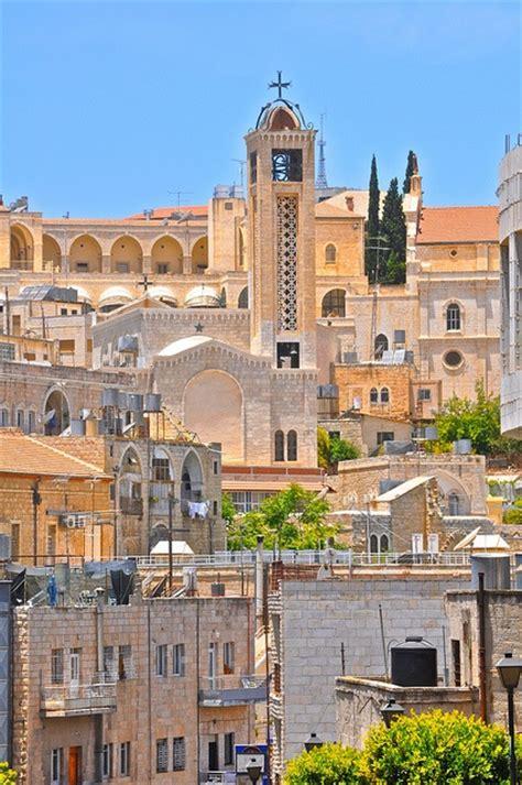 Bethlehem West Bank World Charm