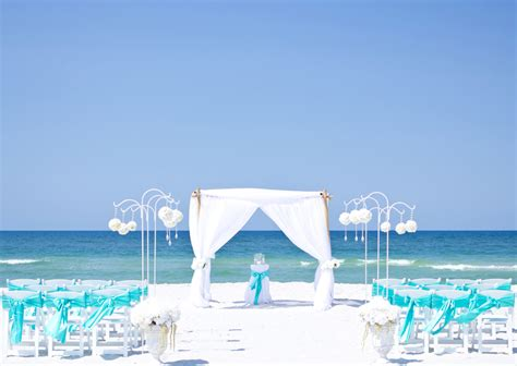 Legacy Beach Wedding Package