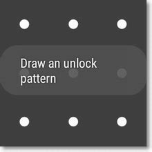 drawing pattern lock how to set up screen lock on your zenwatch zenwatch