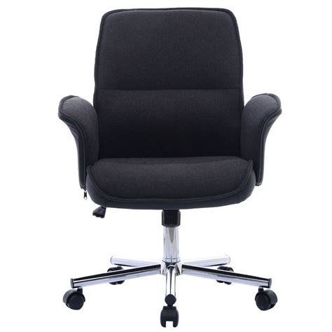 Rolling Chair - new adjustable office chair accent computer desk task mid