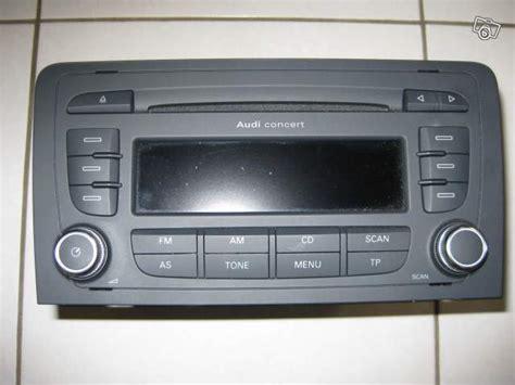 Autoradio Concert Audi by Autoradio Concert Symphony Audio 233 Lectronique