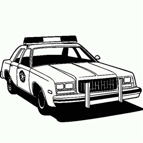 coloring pages cop cars 20 free printable police car coloring pages