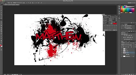 photoshop cs5 graffiti text tutorial graffiti text effect photoshop full design tutorials