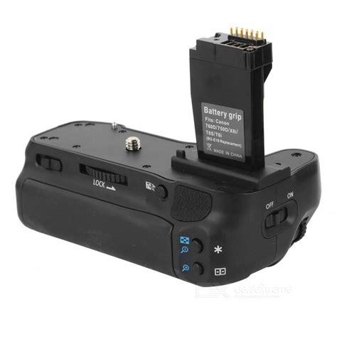 Bg Nikon D50 canon bg e18 replace battery handle w power switch black free shipping dealextreme