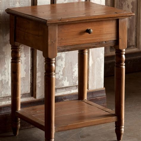 park hill collection cottage end table nb566