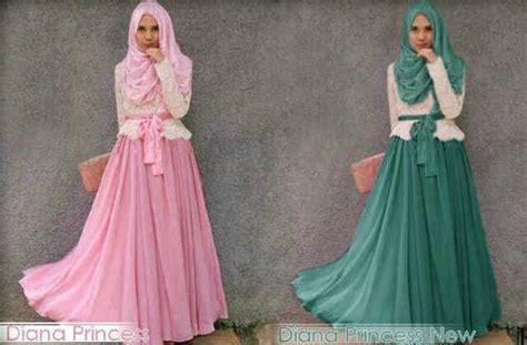 Princess Jersey Tebal dinomarket pasardino baju muslim hijabers busana pesta wanita diana princes atasan brokat skri