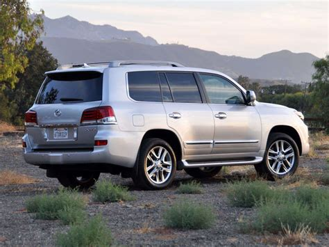 lexus suvs 2013 2013 lexus lx 570 luxury suv spin review autobytel com