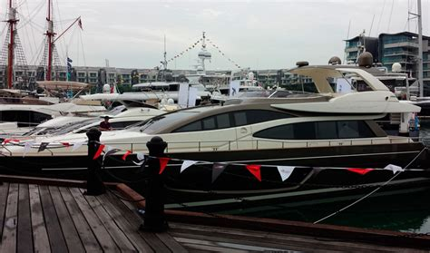san boat for sale singapore singapore yacht show closes with praise and boat sales