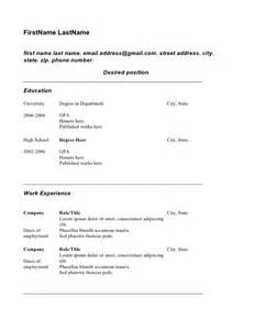 Copy A Resume by Copy Of Resume Student Theme