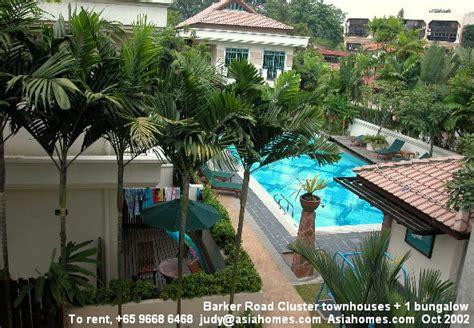 cluster bungalow singapore 1205singapore bungalows detached barker road cluster