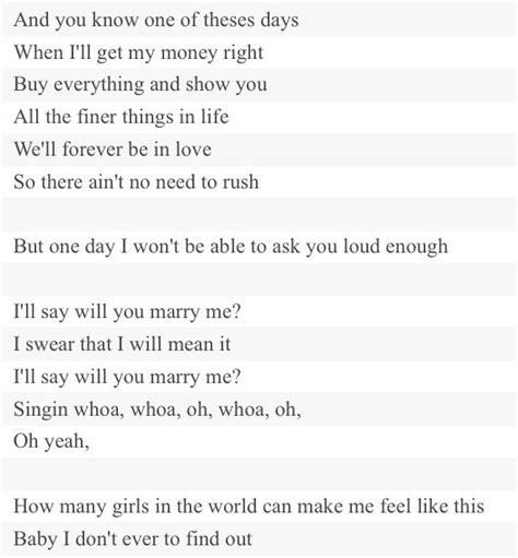 jason derulo marry me lyrics 17 best images about jason derulo on pinterest music