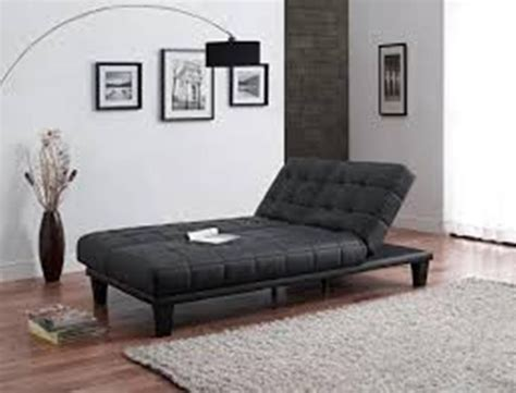 Emily Convertible Futon Chair Bed : Roof, Fence & Futons