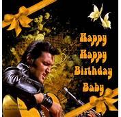 Elvis Presley Virtual Birthday Cards  WwwIHeartElvisnet